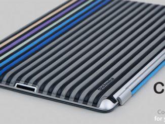 Cushi Stripe for iPad 2