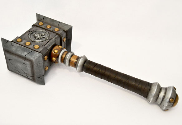 Custom Made Doomhammer