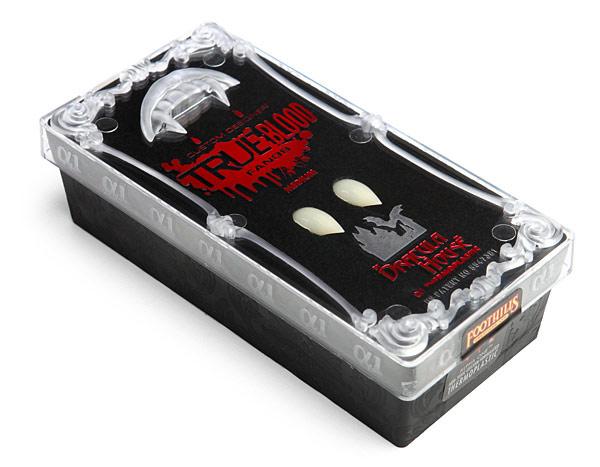 Custom Molded True Blood Fangs