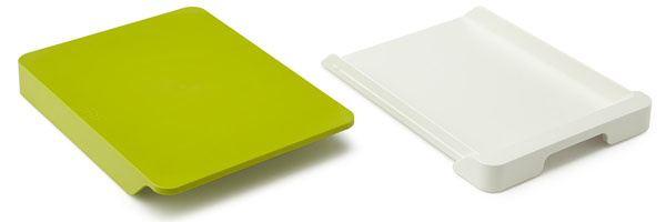Cut and Collect Food Chopping Board