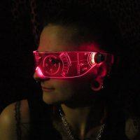 Cyber Visors - Iron Man