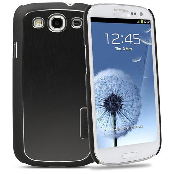 Black UrbanShield Samsung Galaxy SIII Case