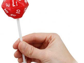 D20 Lollipop