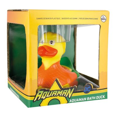 DC Aquaman Bath Duck Box