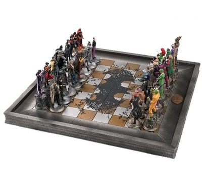 DC Batman Chess