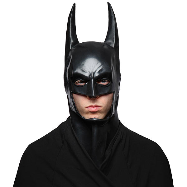 DC Batman Cowl Mask
