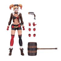 DC Bombshells Harley Quinn Action Figure