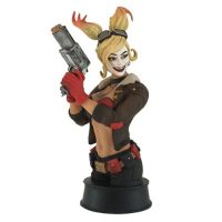DC Bombshells Harley Quinn Mini-Bust