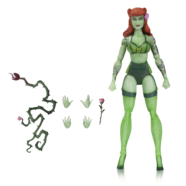 DC Bombshells Poison Ivy Action Figure