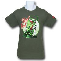 DC Bombshells T-Shirts - Poison Ivy