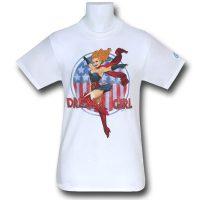 DC Bombshells T-Shirts - Supergirl