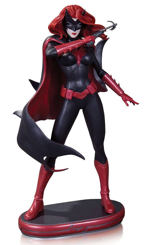 Dc Comics Cover Girls Batwoman Statue