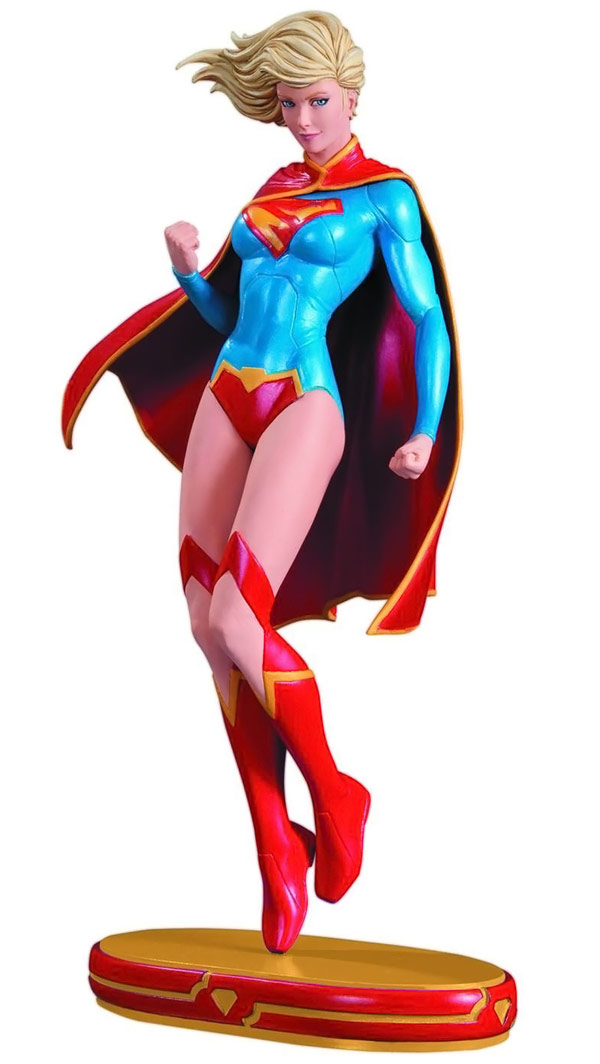 DC Collectibles DC Comics Cover Girls Supergirl Statue