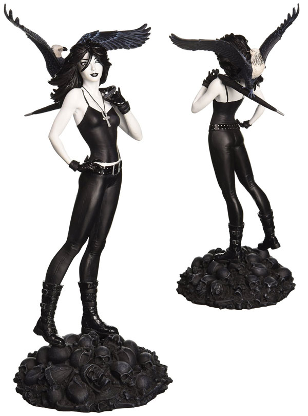 DC Collectibles Vertigo Cover Girls Death Statue (Second Edition)