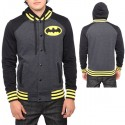 DC Comic Batman Varsity Hoodie