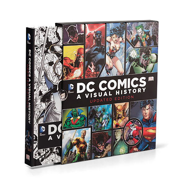 DC Comics A Visual History