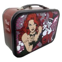 DC Comics Bad Girls Tin Tote
