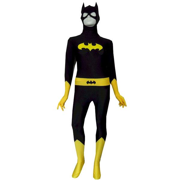 DC Comics Batgirl Zentai Bodysui