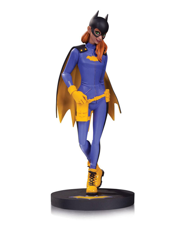 DC Comics Batgirl by Babs Tarr Statue
