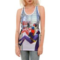 DC Comics Batman 66 Climb Girls Tank Top