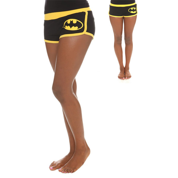 DC Comics Batman Booty Shorts