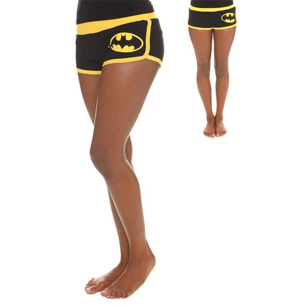 DC Comics Batman Booty Shorts
