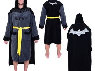 DC Comics Batman Cape Bathrobe