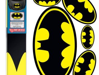 DC Comics Batman Car Graphics Set