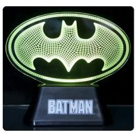 DC Comics Batman Edge Acrylic Light Lamp