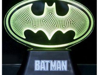 DC Comics Batman Edge Acrylic Light Lamp