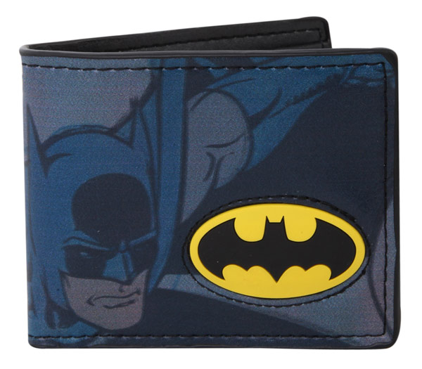 DC Comics Batman Embossed Wallet