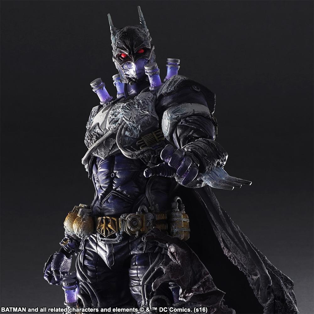 DC Comics Batman Mr. Freeze Rogues Gallery Play Arts Kai