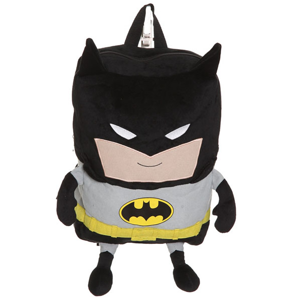 DC Comics Batman Plush Backpack