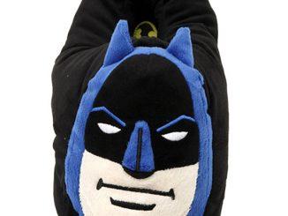 DC Comics Batman Plush Slippers
