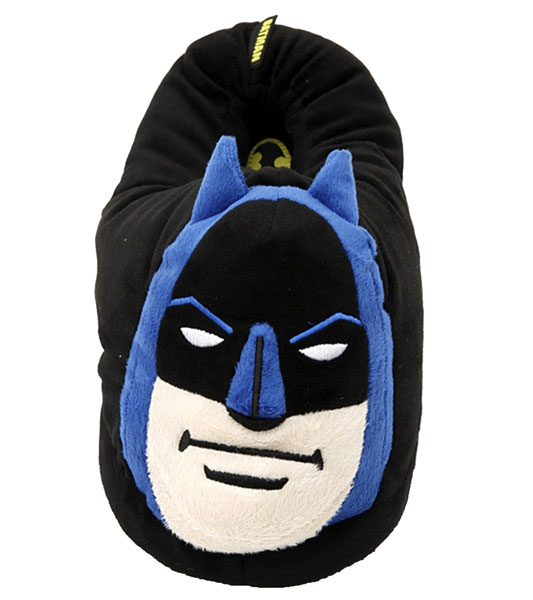 DC Comics Batman Plush Slippers