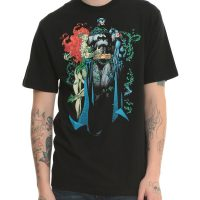 DC Comics Batman Poison Ivy Catwoman T-Shirt