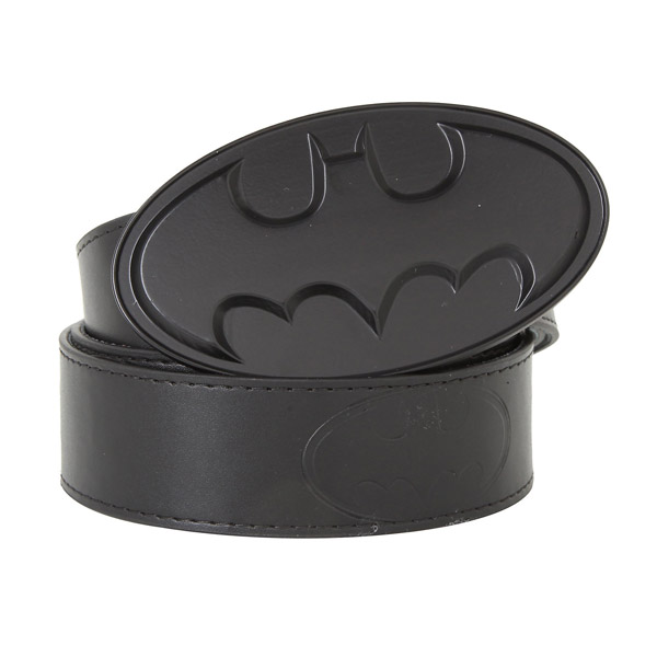 DC Comics Batman Reversible Belt and Buckle 1