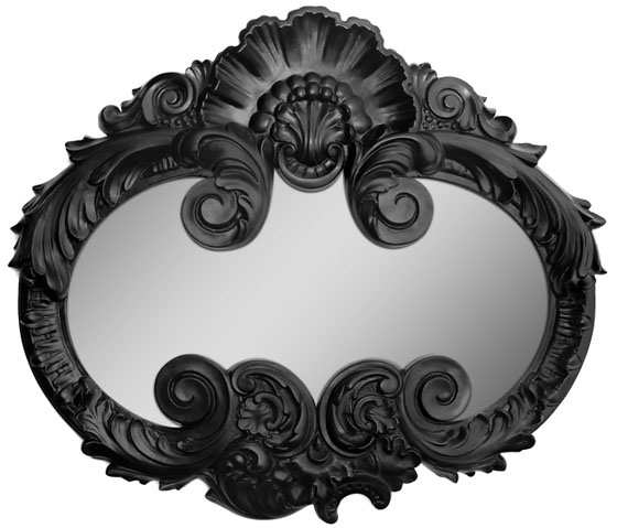 DC Comics Batman Styled Bat Mirror