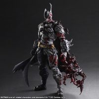 DC Comics Batman Two-Face Rogues Gallery Play Arts Kai Variant Action Figure