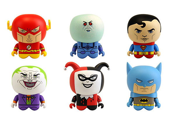 DC Comics Blind Box Collection