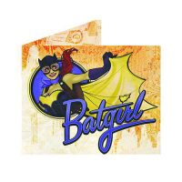 DC Comics Bombshells Batgirl Mighty Wallet
