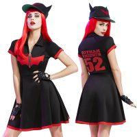DC Comics Bombshells Batwoman Baseball Dress