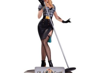 DC Comics Bombshells Black Canary