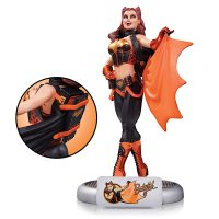 DC Comics Bombshells Halloween Batgirl Statue