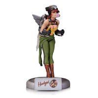 DC Comics Bombshells Hawkgirl Statue