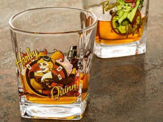 DC Comics Bombshells Rocks Glasses