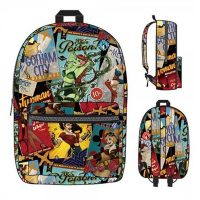 DC Comics Bombshells Sublimated Backpack