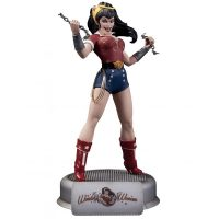 DC Comics Bombshells Wonder Woman Statue