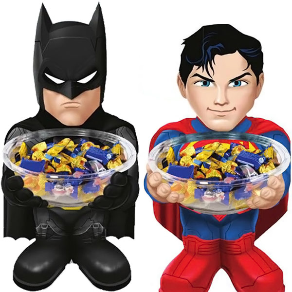 DC Comics Candy Bowl Holders