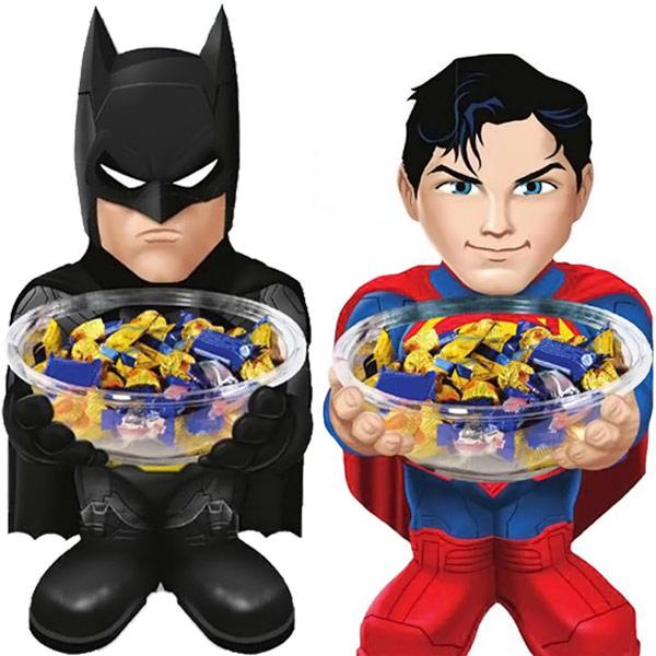 DC Comics Candy Bowl Holders